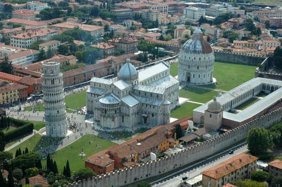 Pisa, Italy  Piazza del Duomo