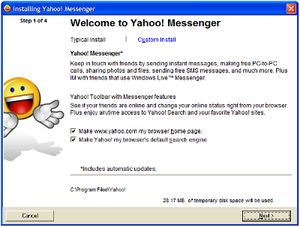How to Download Yahoo Messenger 9.0 in 9 Easy Steps: Choose Typical or Custom Installation