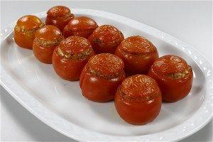 Fyldte tomater på græsk 4