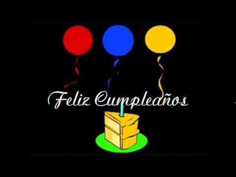 Feliz Cumpleaños (animado) Teresa Restegui http://www.pinterest.com/teretegui/