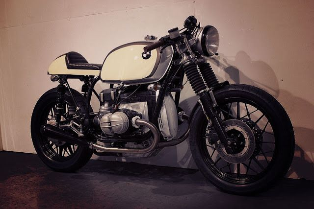 Eleven BMW R100 by Kevils ~ Return of the Cafe Racers