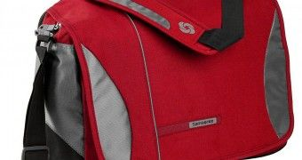 Samsonite Bags Red