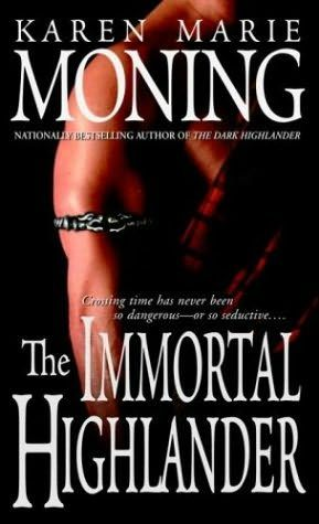 81 best paranormal romance books images on pinterest paranormal the immortal highlander by karen marie moning fandeluxe Images