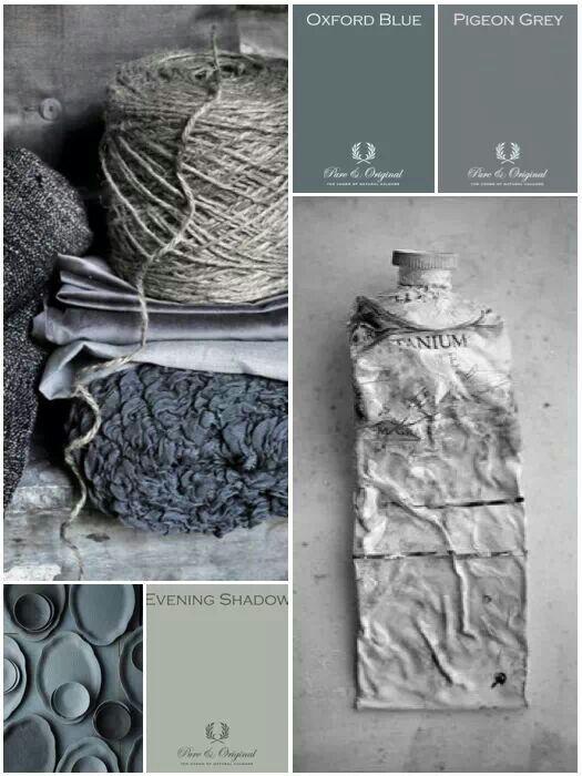 Kleur interieurinspiratie  Pure&Original | blog HUYS91 Thuismakers, buro voor interieurarchitectuur, conceptontwikkeling en ruimtelijke vormgeving