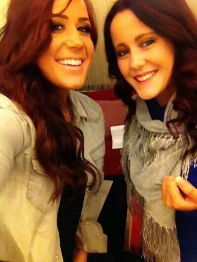 Teen mom 2 chelsea and jenelle