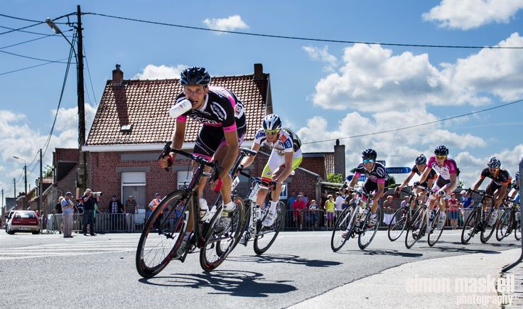 kermesse race next to our holiday home