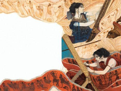 Svetlin Vassilev, Athena (Minerva) and Aracne.: