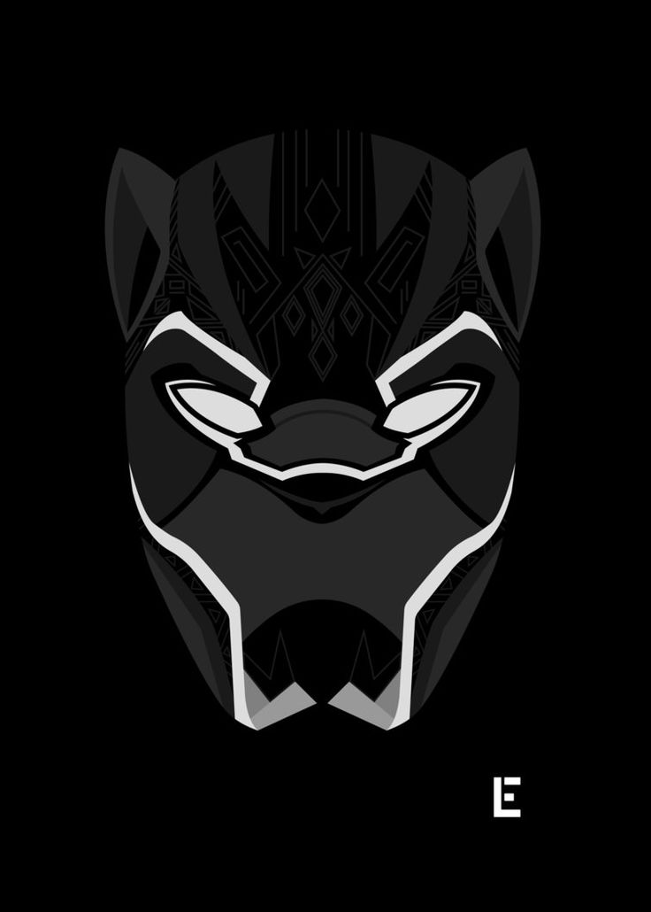 Black Panther Movie Mask by thelivingethan