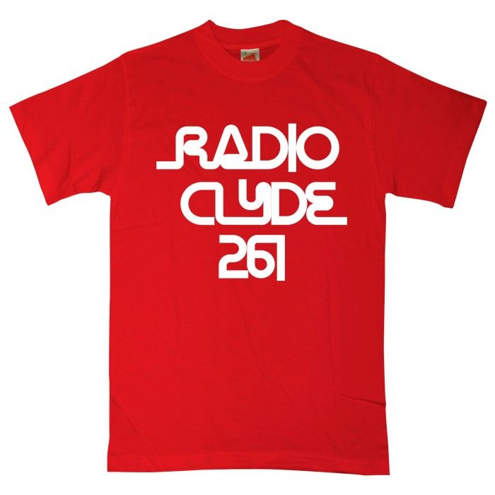Frank Zappa Radio Clyde T Shirt