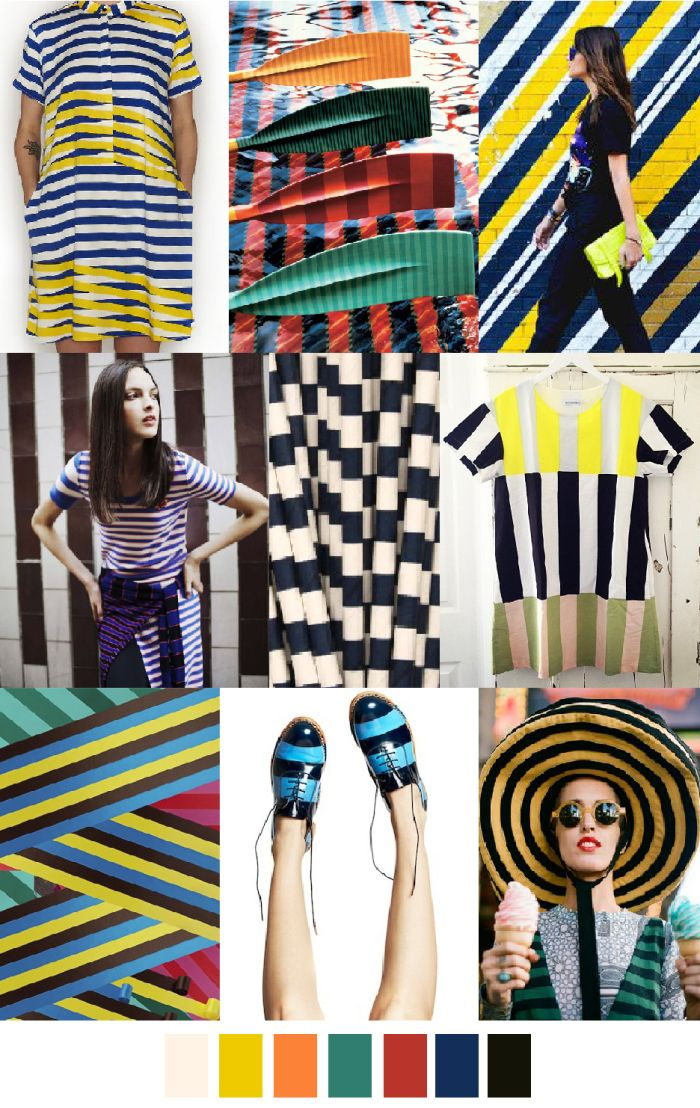 STRIPE MANIA | pattern curator