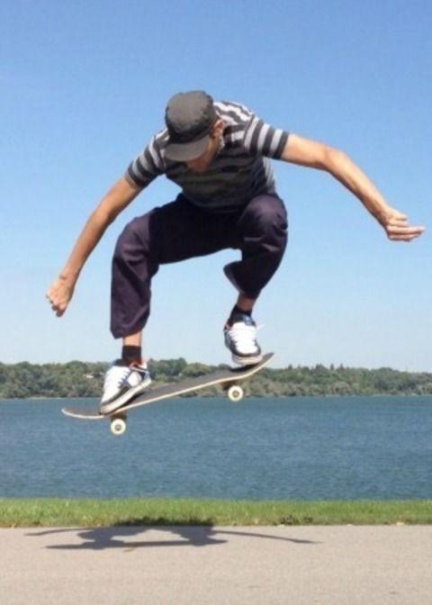 33 best Skateboarding tricks! images on Pinterest ...