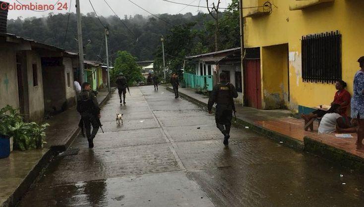 Secretario de gobierno de Sipí (Chocó) negó amenazas de incendio