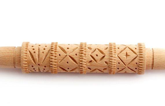 STRIPS. Rolling pin for cookies / springerle от PryanikAndCookie