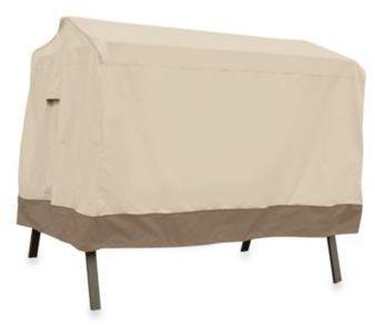 Classic Accessories® Veranda Canopy Swing Cover
