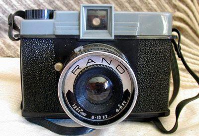 Rand - Diana camera