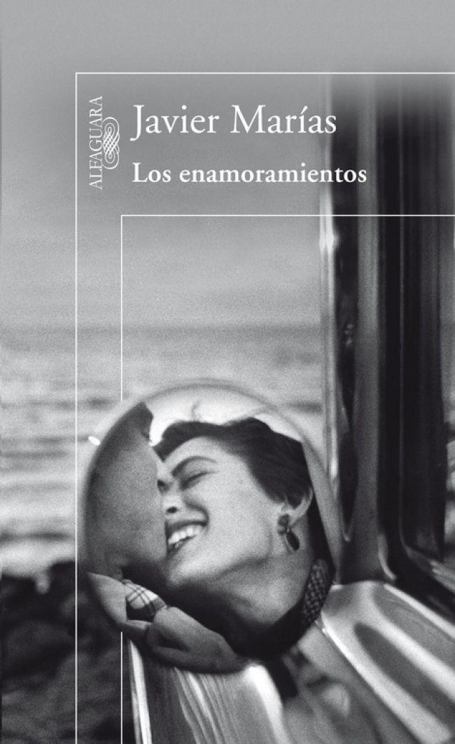Los enamoramientos - Javier Marías. La foto de la portada es de Elliot Erwit.