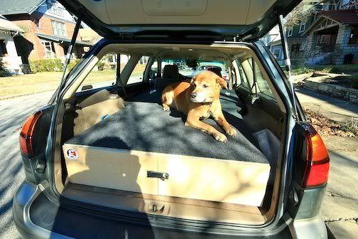 Sleeping Platform - Subaru Outback - Subaru Outback Forums