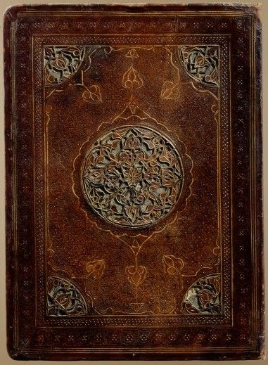 Book covers and bindings from the BNF collection