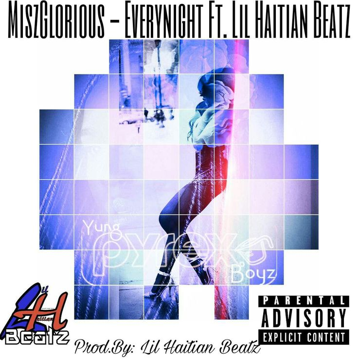 Here It Is Everyone Check Out The Hot New Track by MiszGlorious - Everynight Ft. LilHaitian BeatzandRecord  Produced By: LilHaitian Beatz  Mastered By: Macks Pain  https://m.facebook.com/story.php?id=571780323&ref=bookmarks&story_fbid=10158374327440324&utm_campaign=crowdfire&utm_content=crowdfire&utm_medium=social&utm_source=pinterest