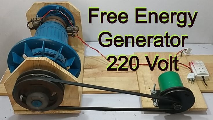 How To Make Free Energy Generator 220v With 25 Hp Dc Motor Rotor And 3 Hp Dc Motor New Experiment In 2020 Free Energy Free Energy Generator Energy