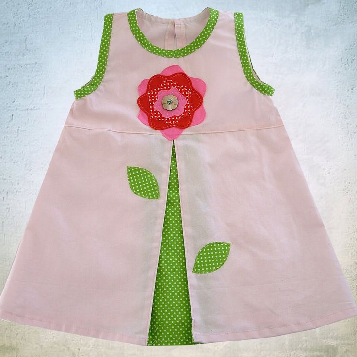 Girls dress pattern, PDF sewing pattern, Instant Download, Girls pattern, Childrens pattern, PDF pattern, The Bella Dress, Sizes 2 to 8. $6.95, via Etsy.