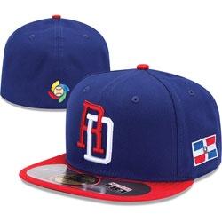 Team Dominican Republic New Era 2013 World Baseball Classic On-Field 59FIFTY Fitted Hat #WBC http://www.fansedge.com/Team-Dominican-Republic-New-Era-2013-World-Baseball-Classic-On-Field-59FIFTY-Fitted-Hat-_79770605_PD.html?social=pinterest_pfid28-49148