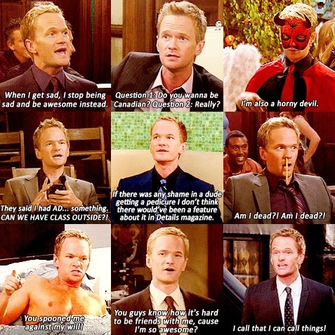 There's no way to dislike Barney..he's just too awesome