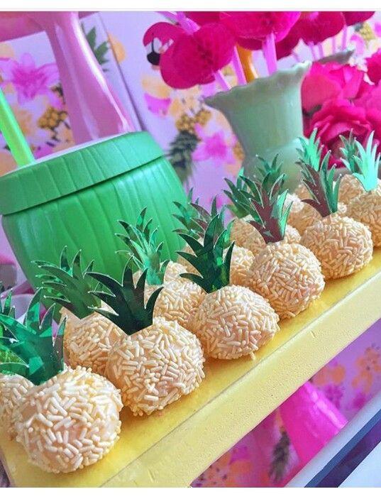 brigadeiro de abacaxi