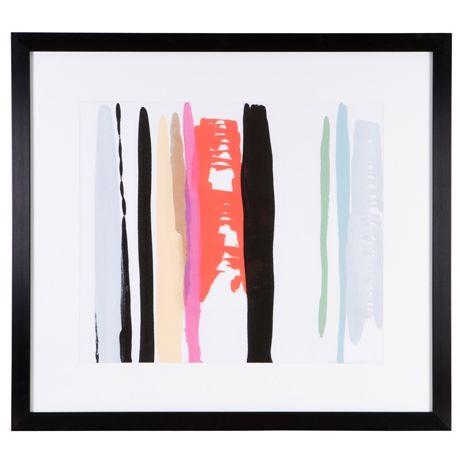 Vertical Colour Print 102x92cm | Freedom Furniture and Homewares