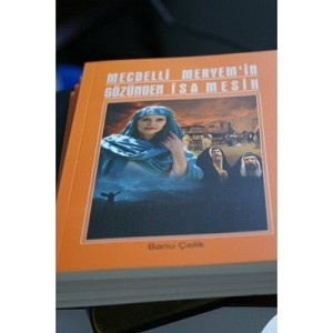 Magdalena Movie Turkish Version Book to help ladies understand better the movie - Mecdelli Meryem'in Sozunden Isa Mesih