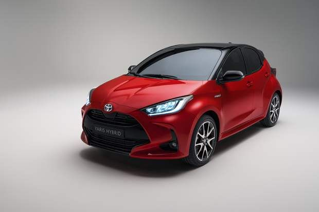 La Nouvelle Toyota Yaris 2020 En Images Toyota Toyota Auris Vehicules Toyota