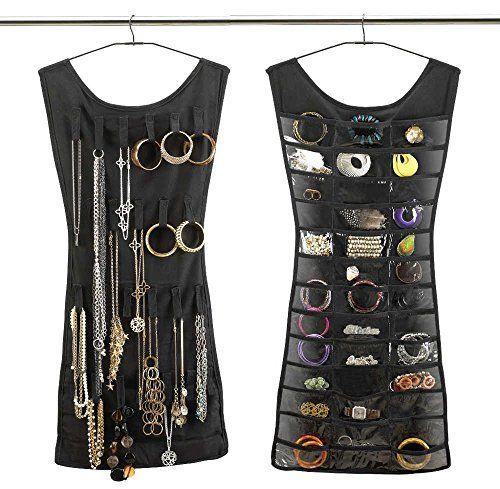 Rangement bijoux - Robe porte bijoux Générique https://www.amazon.fr/dp/B00DM2XH9Y/ref=cm_sw_r_pi_dp_CMYMxb00YFPR3