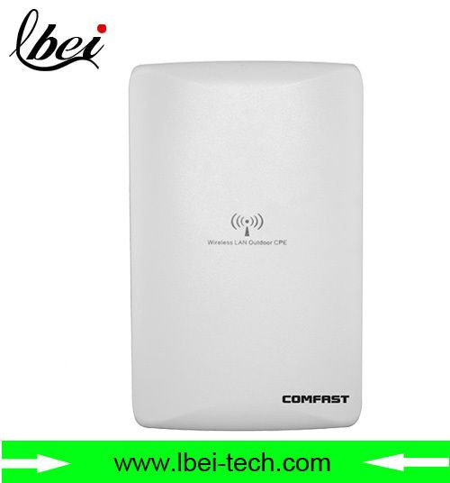 CPE router 300M ATHEROS AR9341 wi-fi access point with dual 16dBi antenna wifi signal amplifer