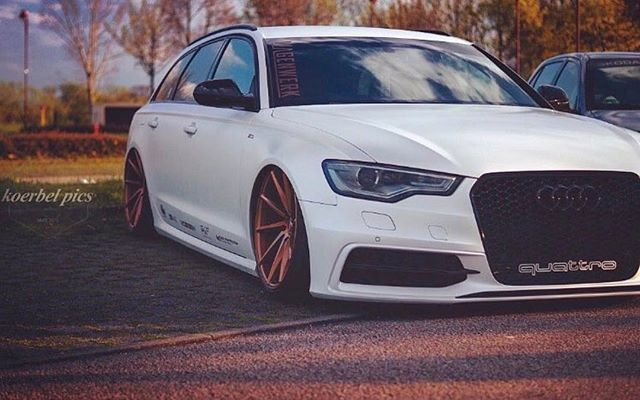 ⚔️LowA6⚔️ Repost @wagenwerk ____________________________________________________________  #Audi #audirs6 #rs6 #audia6 #quattro #audis6 #audia6 #a6 #s6 #clean #low #carporn #prfctclique  ____________________________________________________________ 👇🏽 check out 👇🏽 @camp_allroad  @ppparts @audimania