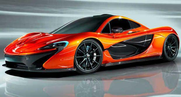 McLaren P1, il mostro esce dalla tana:  0-300 in 16