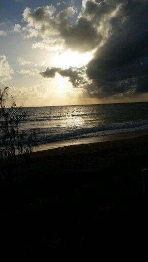 Mon Repos at sunrise
