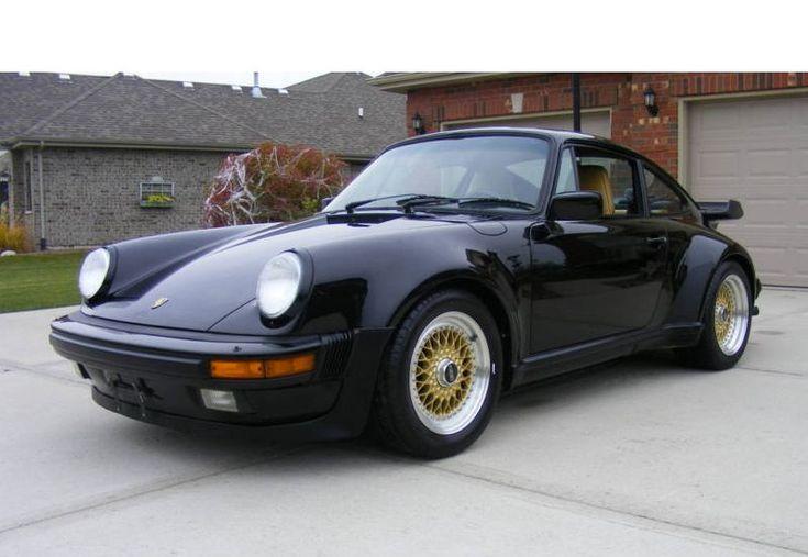 Oh Yeah!  Porsche 911 turbo 1987.