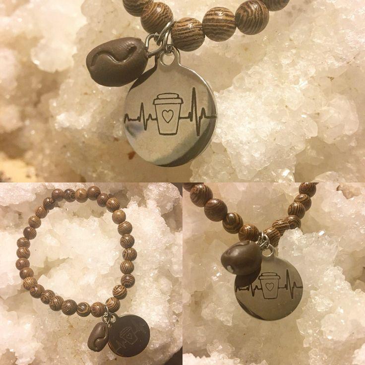 A personal favorite from my Etsy shop https://www.etsy.com/ca/listing/583443272/coffee-bracelet-agarwood-bracelet-wooden