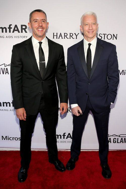 Anderson Cooper Boyfriend AmFar