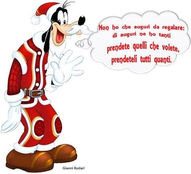 Buon Natale Non Ho Che Auguri Da Regalare Di Auguri Ne Ho Tanti Prendete Quelli Che Volete Prendeteli Tutti Quanti Regalare Buon Natale Natale