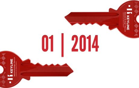 This month #Keyline has released 14 new #keys!  Questo mese Keyline ha rilasciato molte #chiavi nuove!