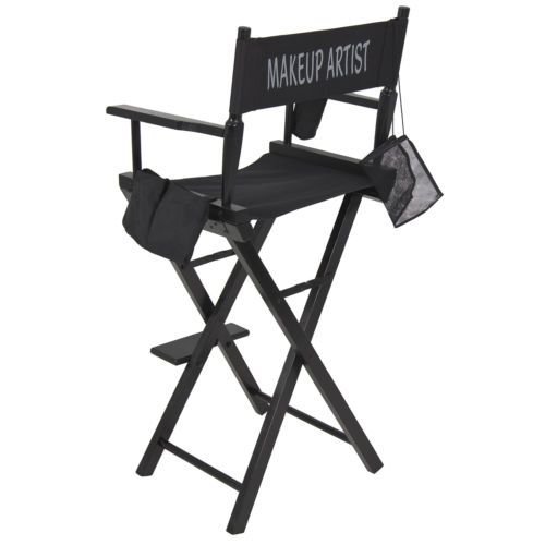 Makeup-Artist-Director-039-s-Chair-Light-Weight-and-Foldable-Professional