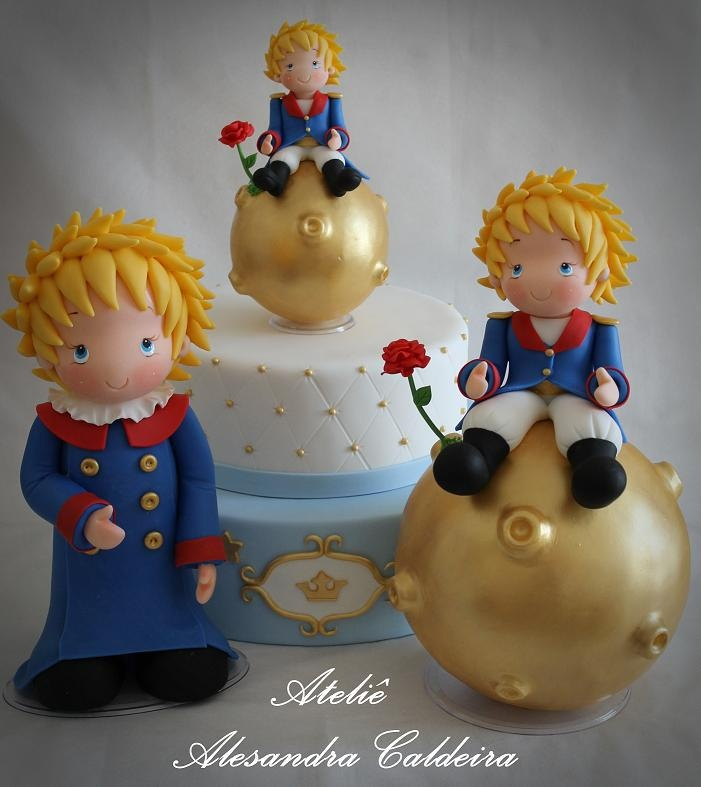 What!?!? Le Petit Prince Cake??? Wow!