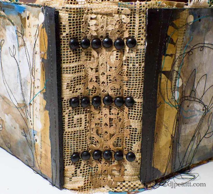 DJ Pettitt Book and Journal Gallery