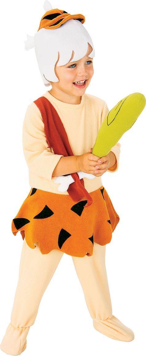 Toddler Boys Bamm Bamm Rubble Costume - Party City