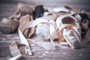Uses for Dead Pointe Shoes in Ballet: After hours of rehearsal, classes, private lessons, and performances, the pair of pointe shoes you've got are probably ready to croak. But before you chuck them in the trash, consider turning them into useful ballerina art with the 10 creative ideas outlined below!