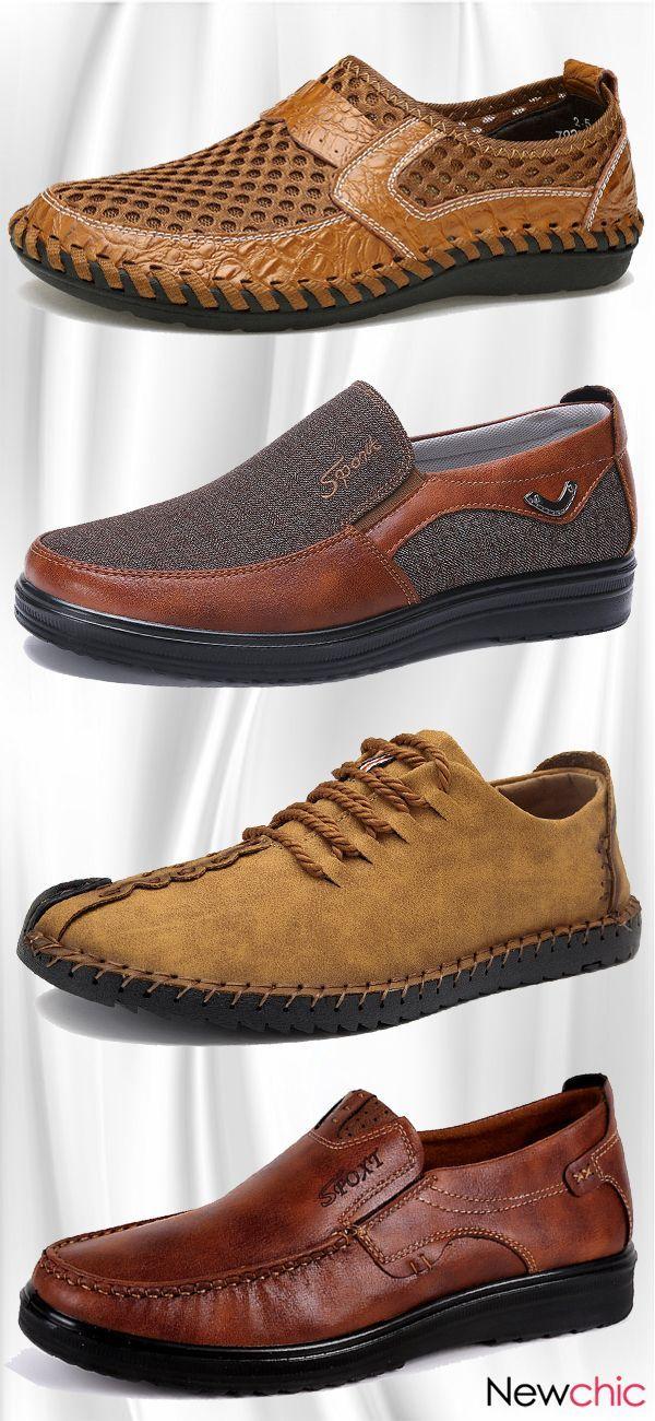 Big Sale Smart Casual Soft Breathable Men Oxford Business Shoes