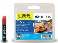JetTec Epson T1632 Cyan Remanufactured Ink Cartridge by The Epson T1632 Cyan remanufactured Ink Cartridge by JetTec - E16CXL cartridge is a JetTec branded remanufactured printer ink cartridge for Epson printers. They provide OEM style quality printing but  http://www.MightGet.com/february-2017-3/jettec-epson-t1632-cyan-remanufactured-ink-cartridge-by.asp