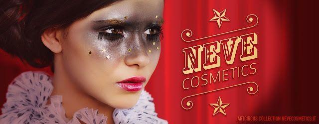 """Neve cosmetics lancia """"ArtCircus""""  Oggi parliamo di novità bio, Neve cosmetics sta infatti per lanciare una nuova collezione di makeup ispirata al mondo degli spettacoli itineranti e del circo: la """"Art Circus""""... Leggi il resto dell'articolo sul sito. #UptowngirlBlog #Beauty #Consigli #nevecosmetics #makeup #bio #novità #artcircus"""