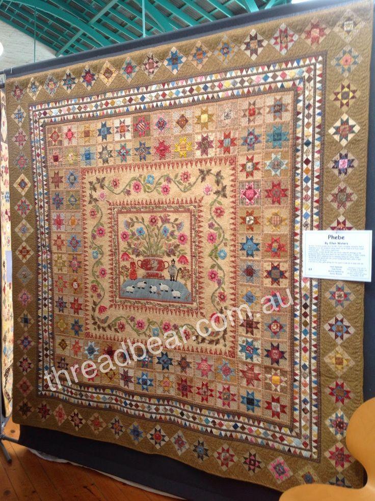 33 best Threadbear experience images on Pinterest | Factory design ... : threadbear quilts - Adamdwight.com